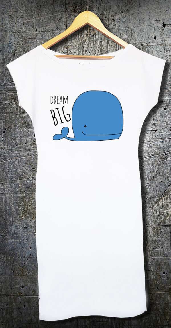 Dream big duga haljina